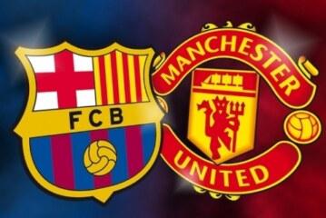 Power Changes Hands in Barcelona, Man. Utd