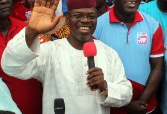 Big Catch: Former Governor Segun Oni Defects to APC
