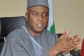 Nigeria 2019: Nigeria drifting into anarchy — Saraki