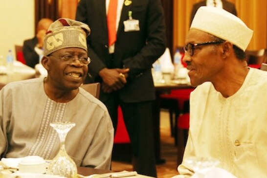 Tinubu alleges plot to remove Buhari
