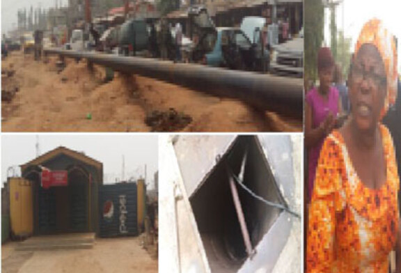 IG's Task Force finds illegal fuel depot in Lagos