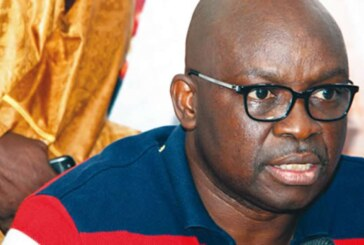 """General Election: """"FG Planning To Jam Networks On Saturday"""" – Fayose"""