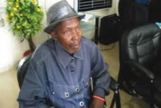 Again, gunmen abduct Jonathan's 72-year-old foster father