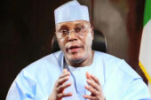 Atiku lists Buhari administration's scandals, insists president 'power drunk'