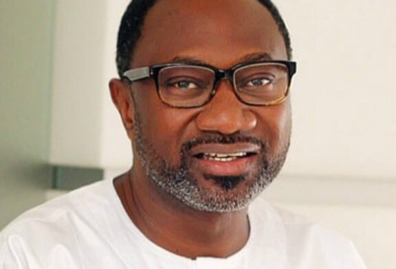 Femi Otedola 'Accepts' PDP's Offer To Run Against Ambode