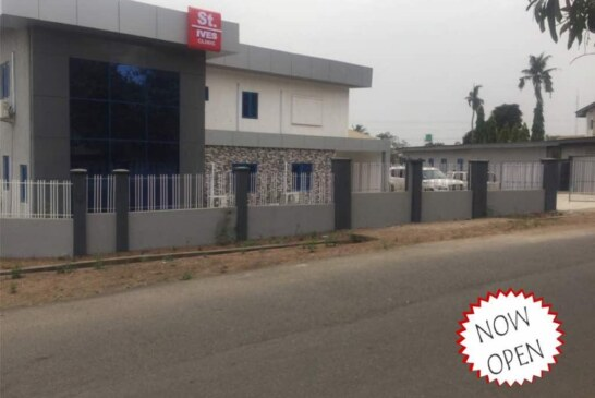 St Ives Clinic, Abeokuta Now Open to the Public