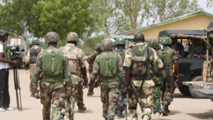 'It's An Inglorious Campaign' , Nigerian Army Reacts To Amnesty Report