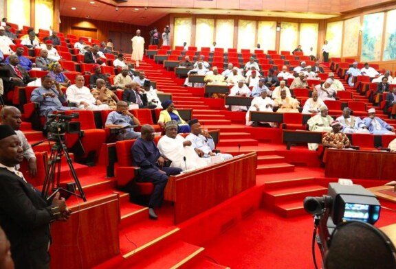 The undistinguished senators and their resolution