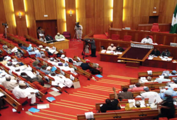 Senate asks security agencies to retrieve its mace within 24 hours