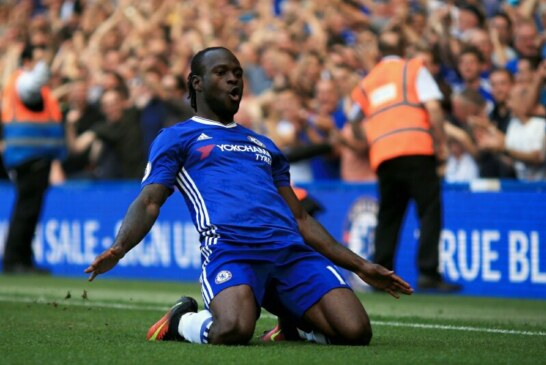 Victor Moses Helps Chelsea Keep Champions League Hopes Alive