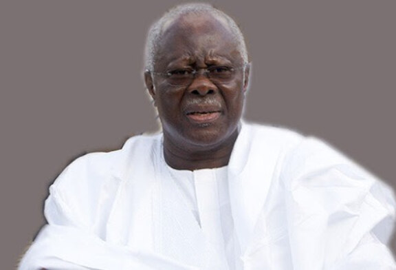 Bode George's son, Dipo is dead