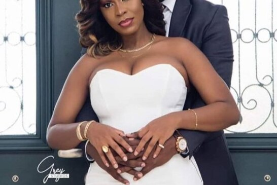 Photos: Mahama, Yvonne Nelson, Ramsey Nouah, others at John Dumelo's marriage ceremony