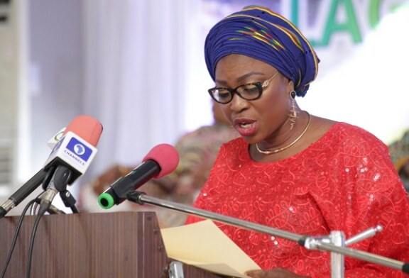 AMBODE'S WIFE RAISES ALARM OVER IMPERSONATION BY CYBER FRAUDSTER