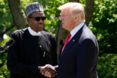 Report: Trump said he never wants to meet someone as 'lifeless' as Buhari again