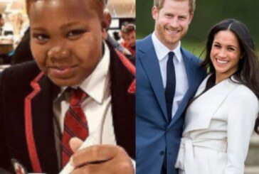 Meet Carl Adekola, 11-yr-old Nigerian who sang at the royal wedding, Linda Ikeji pregnant, Tonto Dikeh turns preacher, other top entertainment stories from last week