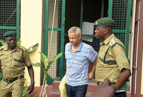Lagos Arraigns Danish Man Who Allegedly Killed Wife, Daughter