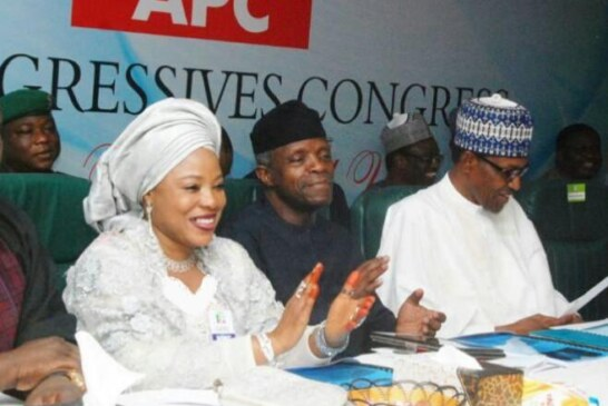 APC convention: Women Group drums up support for Tijjani Aliyu re-elected