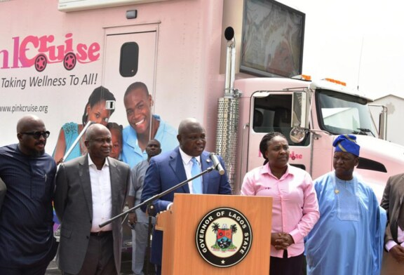 Lagos and cancer control