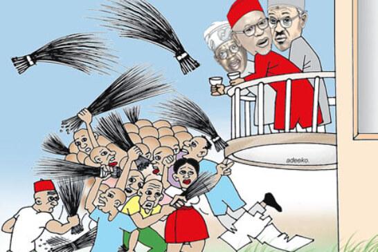 APC unity 'severed', we're fully loyal to Saraki – Kwara APC