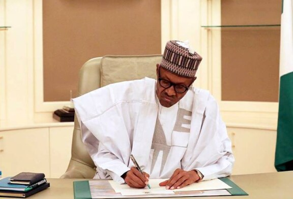 Presidency Lists Buhari's Achievements After Three Years In Office