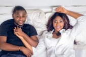 Finally: Ubi Franklin and Lilian Esoro's divorce hearing held at Ikeja High Court.. see photo