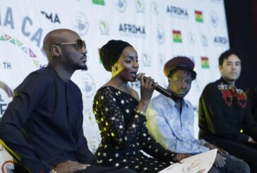 AFRIMA 2018: Press Release (AU Unveils Calendar in Accra) + Red Carpet Pics …PRESIDENT NANA AKUFO-ADDO EMBRACES AFRIMA
