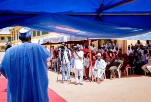 Why I am In Politics – President Buhari