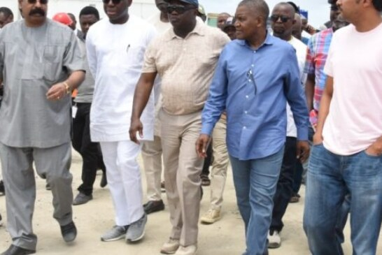 Lekki Free Trade Zone Will Boost Lagos Economy—Ambode