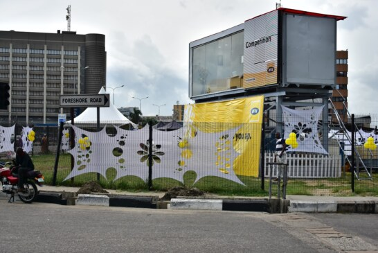 MTN unveils LED board to boost small businesses