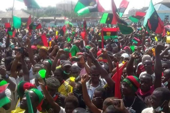MASSOB raises alarm over presence of security men in south-east communites