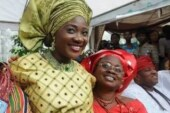 SADDENED: Nollywood star Mercy Johnson loses Her Beloved Mother