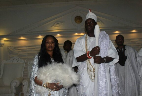 PHOTOS: Ooni Appoints Prominent Society Lady, Princess Latifat As Heritage Ambassador of Olokun Legacy