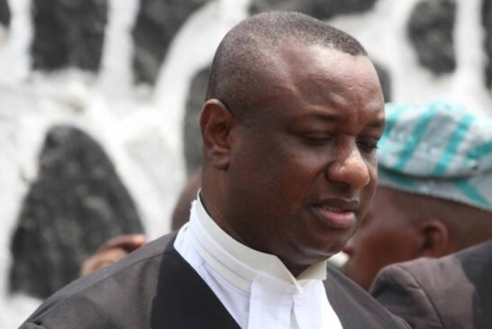 Maina scandal 'credit' to Buhari — Keyamo