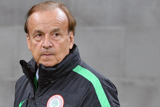 We're confident of beating Argentina – Nigeria coach Gernot Rohr