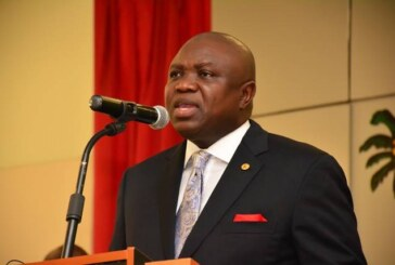 Governor Ambode Swears In New HOS, Six Permanent Secretaries