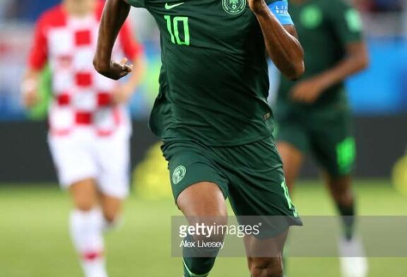 World Cup 2018: Mourinho says Mikel a bad '10' for Nigeria