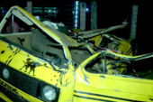 PHOTO/VIDEO: Lagos Truck Accident Kills Three, Injures Two