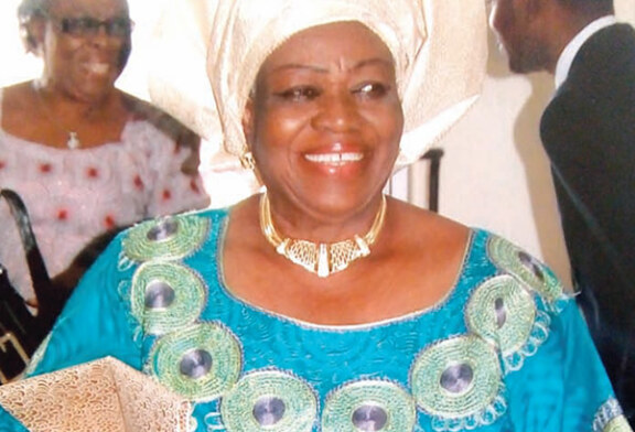 I am glad my children did not follow in Soyinka's footsteps –Olayide, Nobel laureate's first wife