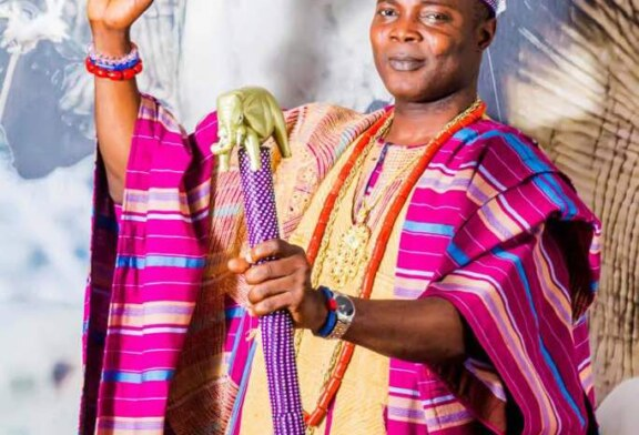 Olowu Of Kuta Felicitates With Oluwo Of Iwo At 51