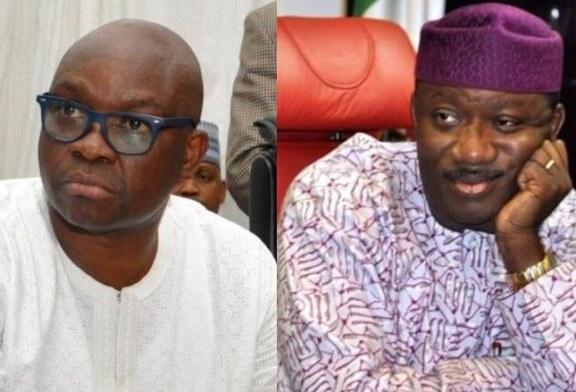 ANALYSIS: Ekiti Election: Intrigues as Fayose, Fayemi personalise contest