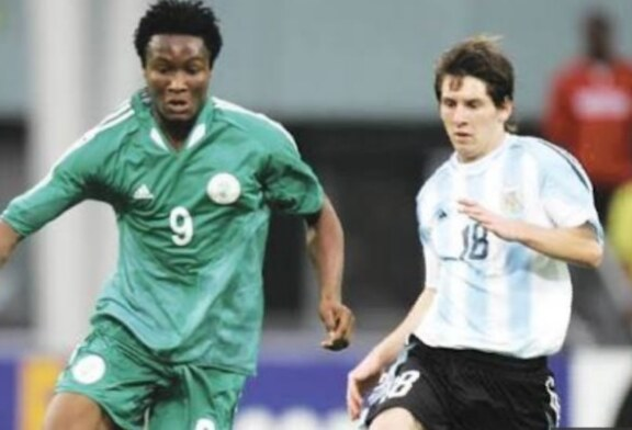 Mikel: Superhuman Messi 'Stole' Golden Ball From Me, I Want Revenge