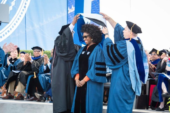 Duke University confers honorary degree on Chimamanda Adichie