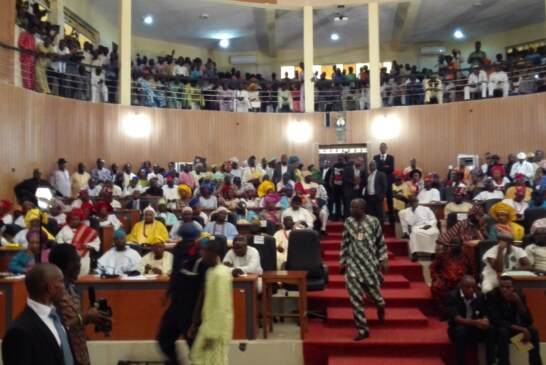 Ekiti Assembly rejects election results, adjourns till October