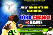Bishop Dr Chris KWAKPOVWE ODM presents 14-Day Worldwide Prayer and Fasting programme