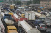 Apapa Gridlock Update: Lagos Task Force Begins Clearing Trucks On Highways