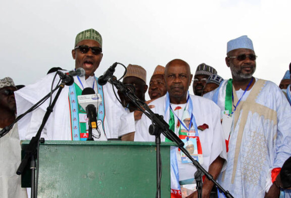 Buhari: Opposition can't distract our good work