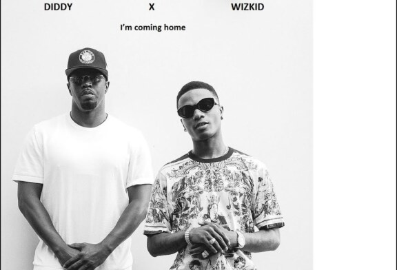 WATCH: I'm coming back home, Diddy says as He calls Wizkid 'young black king'