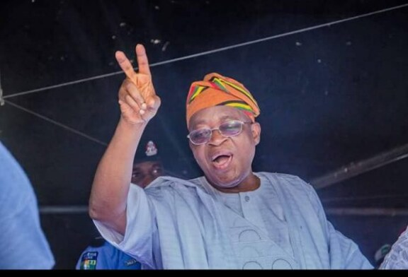 Osun 2018: Aregbesola's Chief of Staff emerges APC Gubernatorial candidate