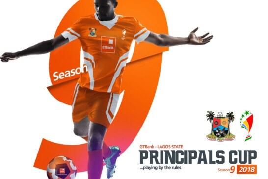 GTBank Ogun State Principals Cup Season 6 Finals hold Thursday 26th July, 2018