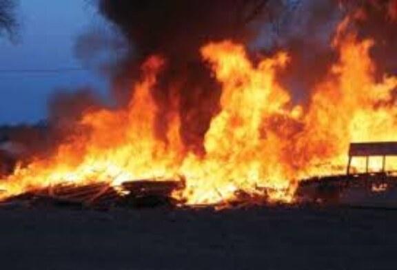 Jos Market Fire: I'm Devastated By Losses Hardworking Nigerians Suffer, Says Buhari
